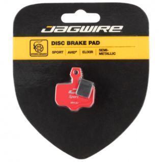 Jagwire Sport Semi-Metallic Disc Brake Pad Magura MT7
