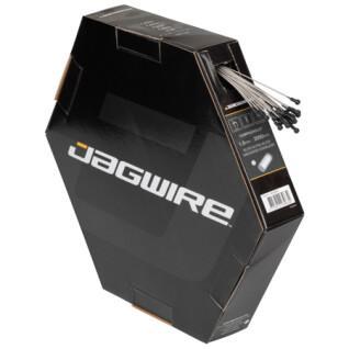 Jagwire Workshop Road Brake Cable-Elite gepolijst Ultra-Slick Roestvrij-1.5X2000mm-Campagnolo 25pcs
