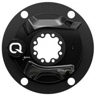 Vermogenssensor Quarq Dfour dub 170mm 110BCD Shimano (BB not in)